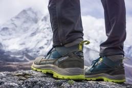 Calzado Trekking Nepal