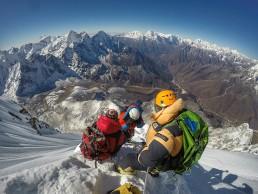 Equipamiento expedicion Nepal